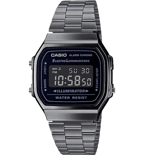Дешевые часы Casio Collection A-168WGG-1B
