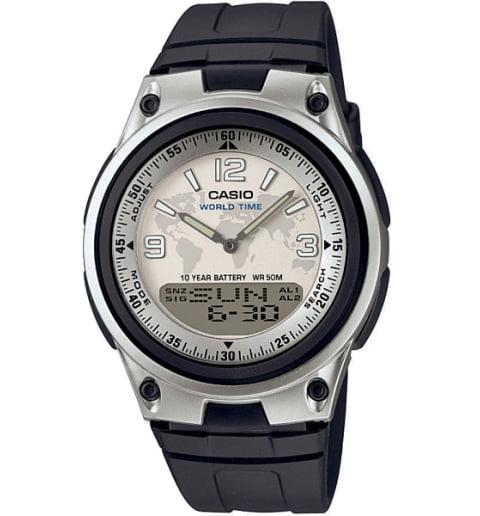 Часы Casio Collection AW-80-7A2 с записной книжкой