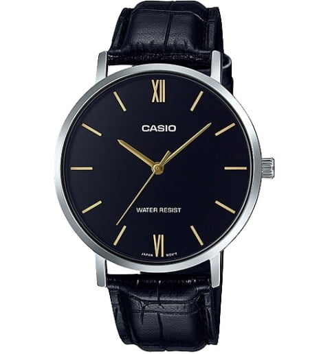 Дешевые часы Casio Collection LTP-VT01L-1B