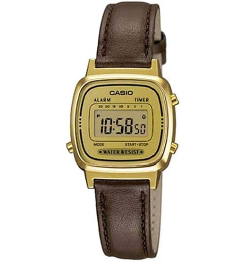 Дешевые часы Casio Collection LA-670WEGL-9E