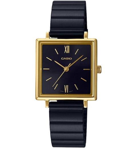 Квадратные часы Casio Collection LTP-E155GB-1A