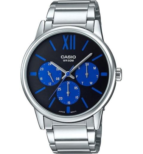 Дешевые часы Casio Collection MTP-E312D-1B2