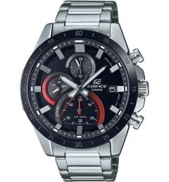 Часы Casio EDIFICE EFR-571DB-1A1 со стальным браслетом