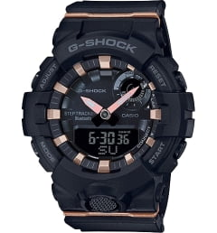 Casio G-Shock GMA-B800-1A с шагомером