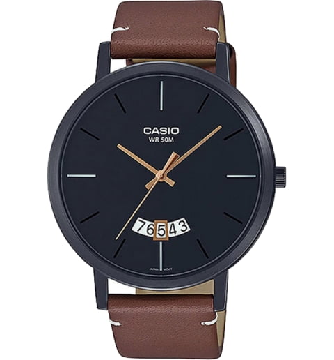 Casio Collection MTP-B100BL-1E