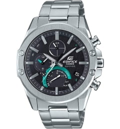 Casio EDIFICE EQB-1000D-1A с секундомером
