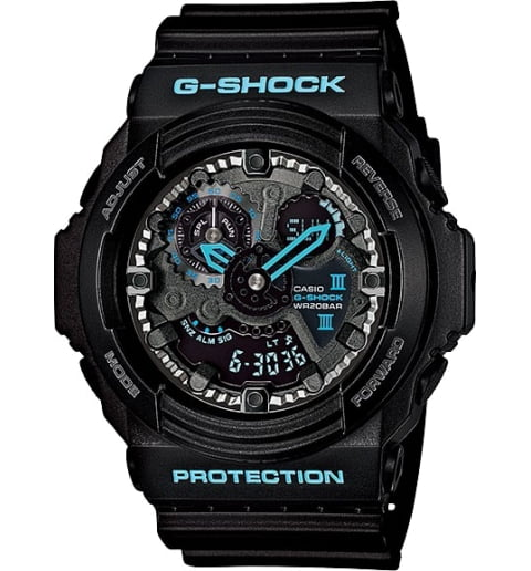 Casio G-Shock GA-300BA-1A