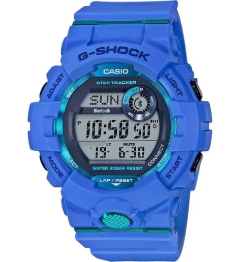 Часы Casio G-Shock GBD-800-2E с Bluetooth