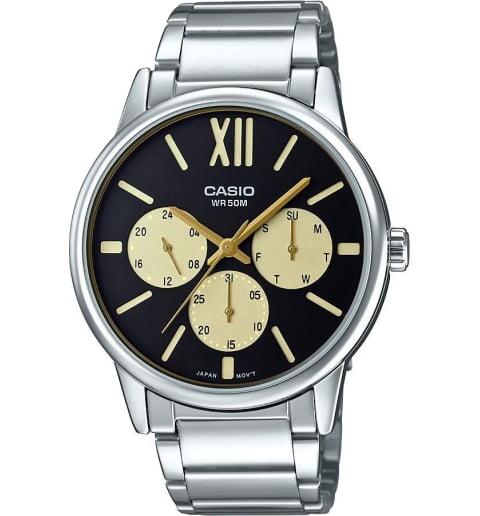 Дешевые часы Casio Collection MTP-E312D-1B1