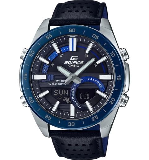 Часы Casio EDIFICE ERA-120BL-2A с записной книжкой