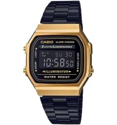 Прямоугольные Casio Collection A-168WEGB-1B