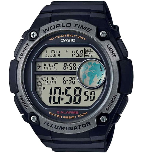 Casio Collection AE-3000W-1A