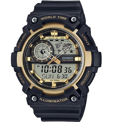 Дешевые часы Casio Collection AEQ-200W-9A