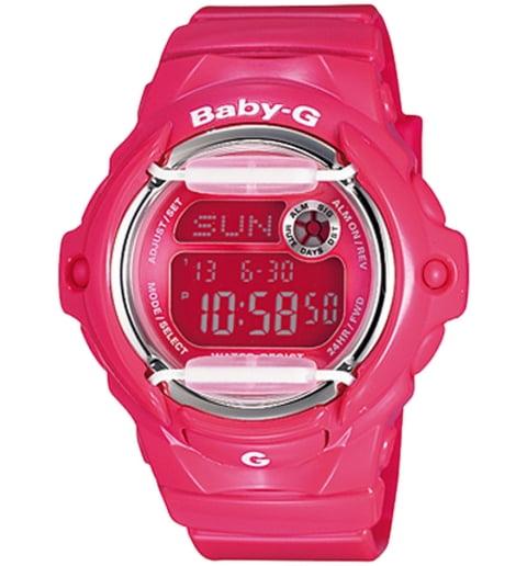 Часы Casio Baby-G BG-169R-4B с записной книжкой