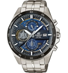 Casio EDIFICE EFR-556DB-2A с синим циферблатом