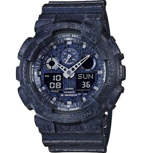 Casio G-Shock GA-100CG-2A
