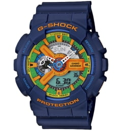 Casio G-Shock GA-110FC-2A с водонепроницаемость 20 бар