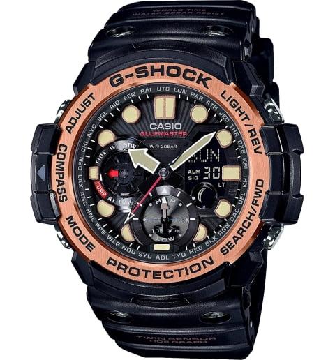 Часы Casio G-Shock GN-1000RG-1A с компасом