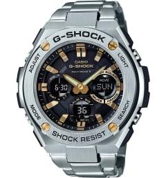 Casio G-Shock GST-W110D-1A9 с водонепроницаемость 20 бар