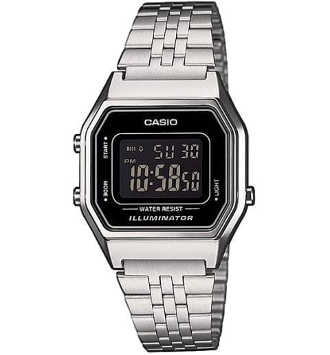Дешевые часы Casio Collection LA-680WEA-1B
