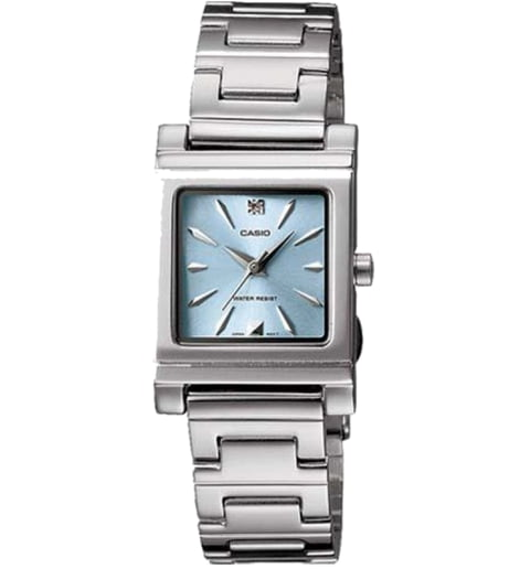 Квадратные часы Casio Collection LTP-1237D-2A2