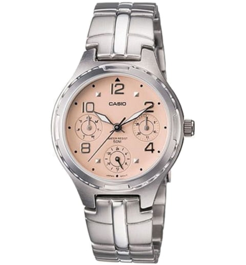 Дешевые часы Casio Collection LTP-2064A-4A