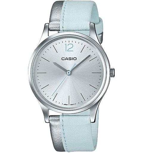 Дешевые часы Casio Collection LTP-E133L-2B1