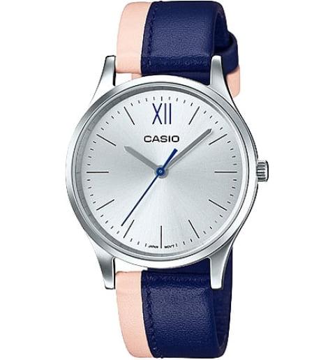 Дешевые часы Casio Collection LTP-E133L-2B2