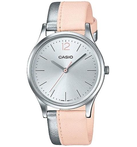 Дешевые часы Casio Collection LTP-E133L-4B1
