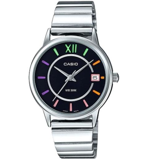Дешевые часы Casio Collection LTP-E134D-1B