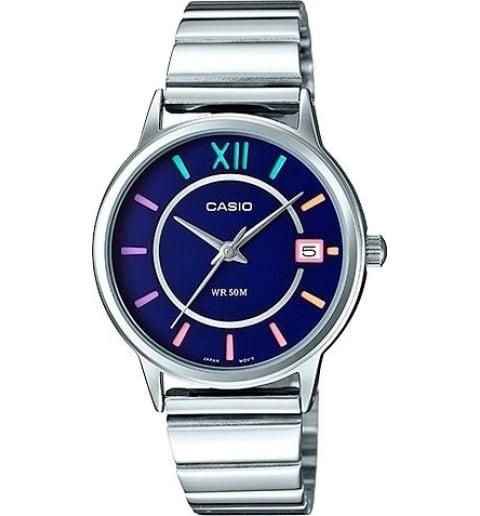 Дешевые часы Casio Collection LTP-E134D-2B