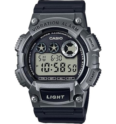 Дешевые часы Casio Collection W-735H-1A3