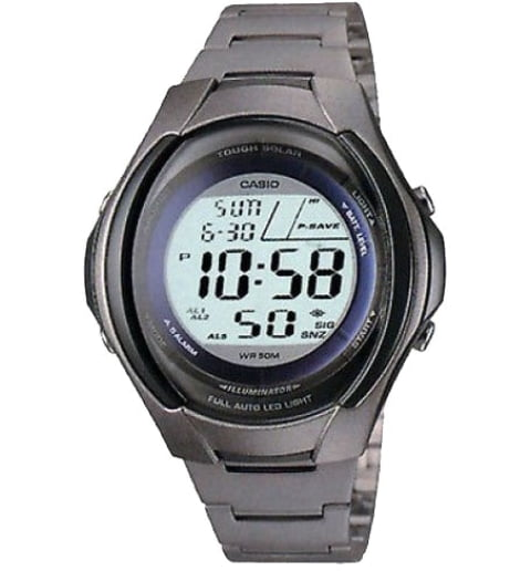 Дешевые часы Casio Collection WL-S21HK-8A