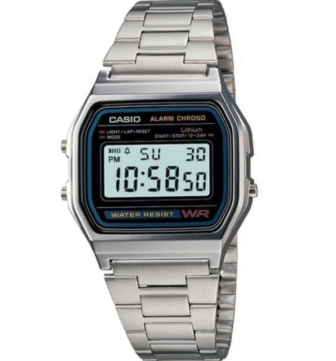 Дешевые часы Casio Collection A-158WA-1D
