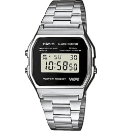 Casio Collection A-158WEA-1E с секундомером