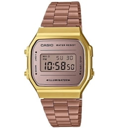 Бочкообразные Casio Collection A-168WECM-5E