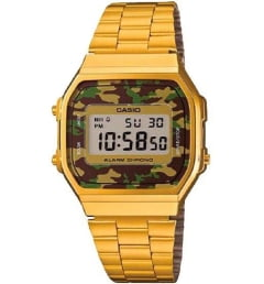 Casio Collection A-168WEGC-3E