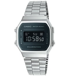 Бочкообразные Casio Collection A-168WEM-1E