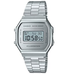 Бочкообразные Casio Collection A-168WEM-7E