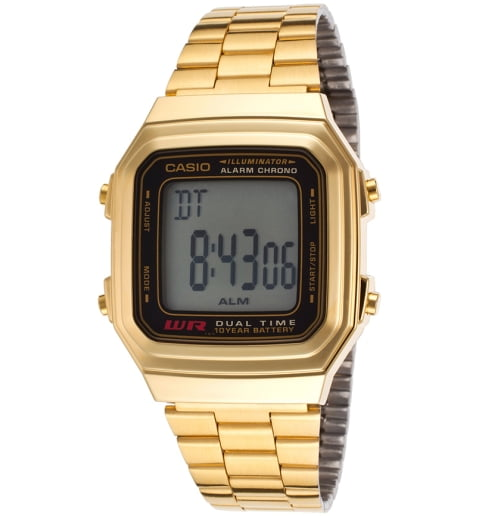 Дешевые часы Casio Collection A-178WGA-1A