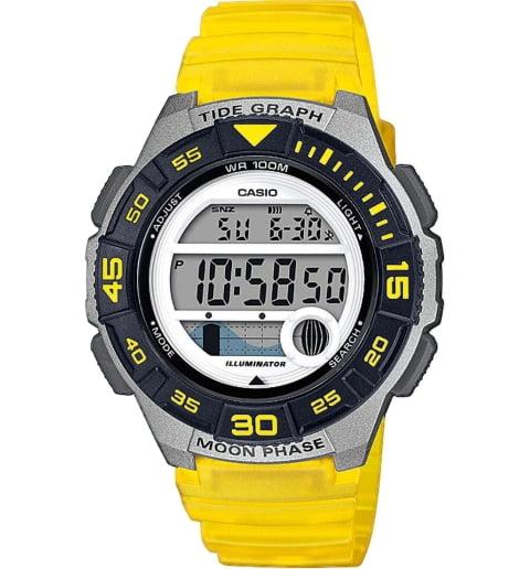 Дешевые часы Casio Collection LWS-1100H-9A