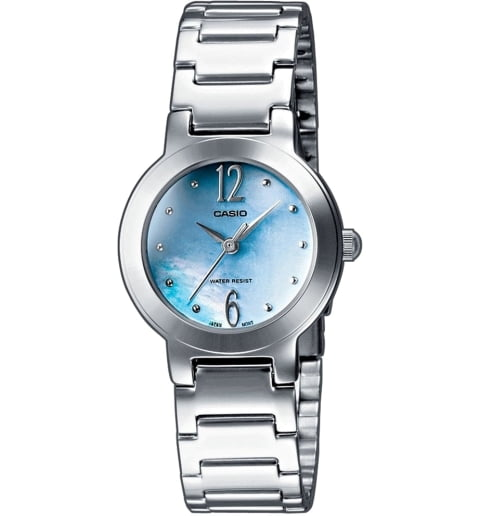 Дешевые часы Casio Collection LTP-1282PD-2A
