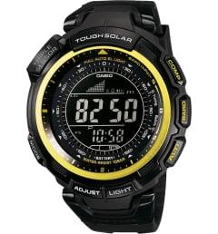 Casio PRO TREK PRG-110C-1B с барометром