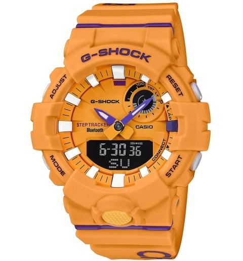 Часы Casio G-Shock GBA-800DG-9A с шагомером