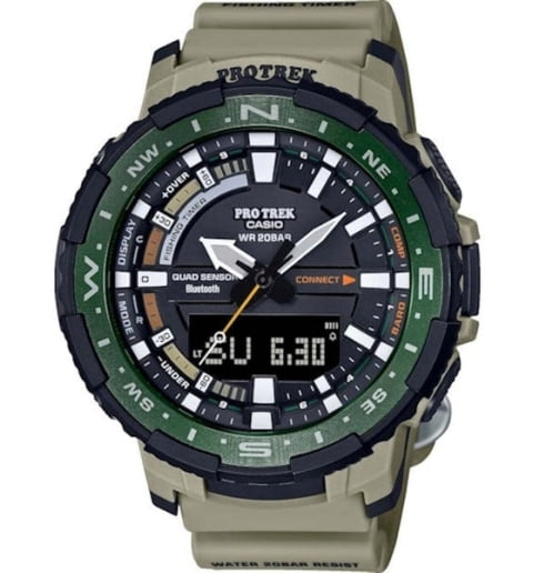 Часы Casio PRO TREK PRT-B70-5E с термометром
