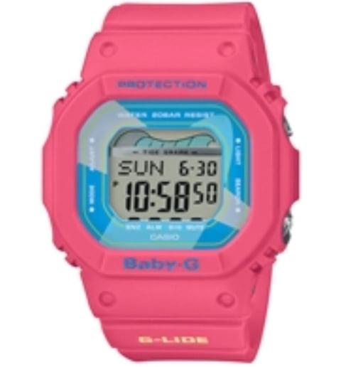 Дешевые часы Casio Baby-G BLX-560VH-4E