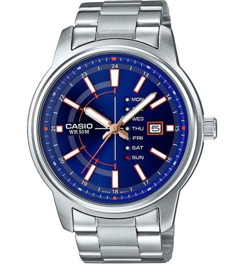 Дешевые часы Casio Collection MTP-E128D-2A