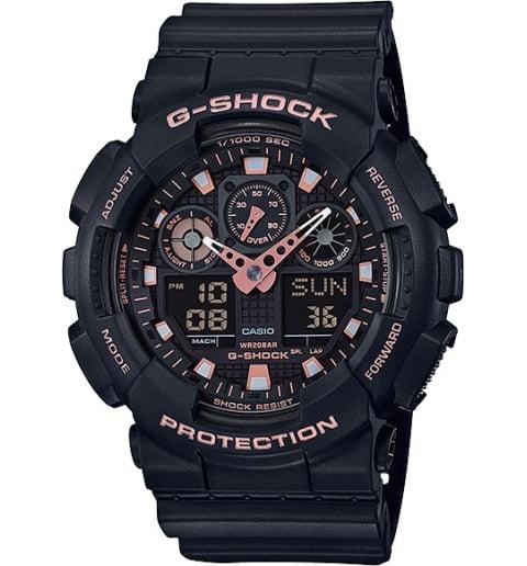 Casio G-Shock GA-100GBX-1A4