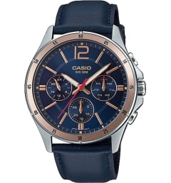 Аналоговые Casio Collection MTP-1374L-2A