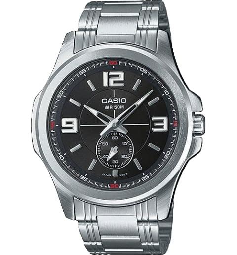 Дешевые часы Casio Collection MTP-E112D-1A